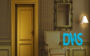 طراحی وب سایت کارخانه درب سلماس