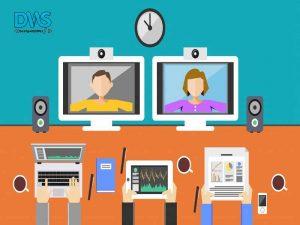 طراحی وب سایت تدریس آنلاین