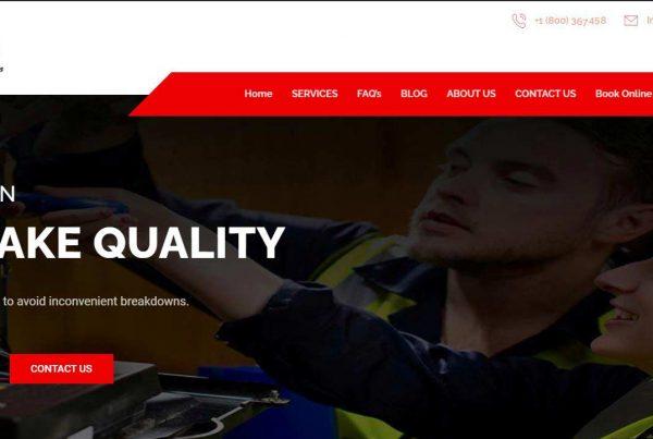طراحی وب سایت در کانادا